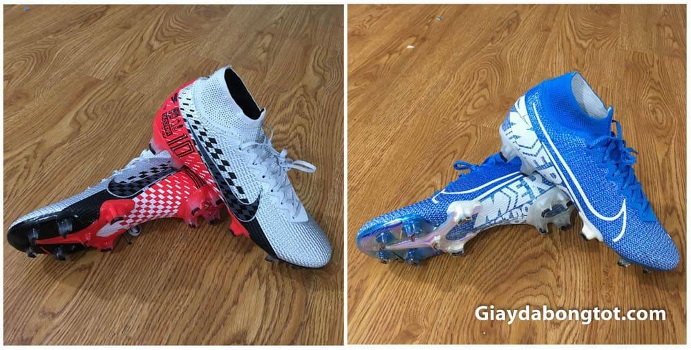 Giày đá bóng fake thường được gọi với tên Superfake, Replica, 1:1 nhưng đều sản xuất tại cùng một nhà máy