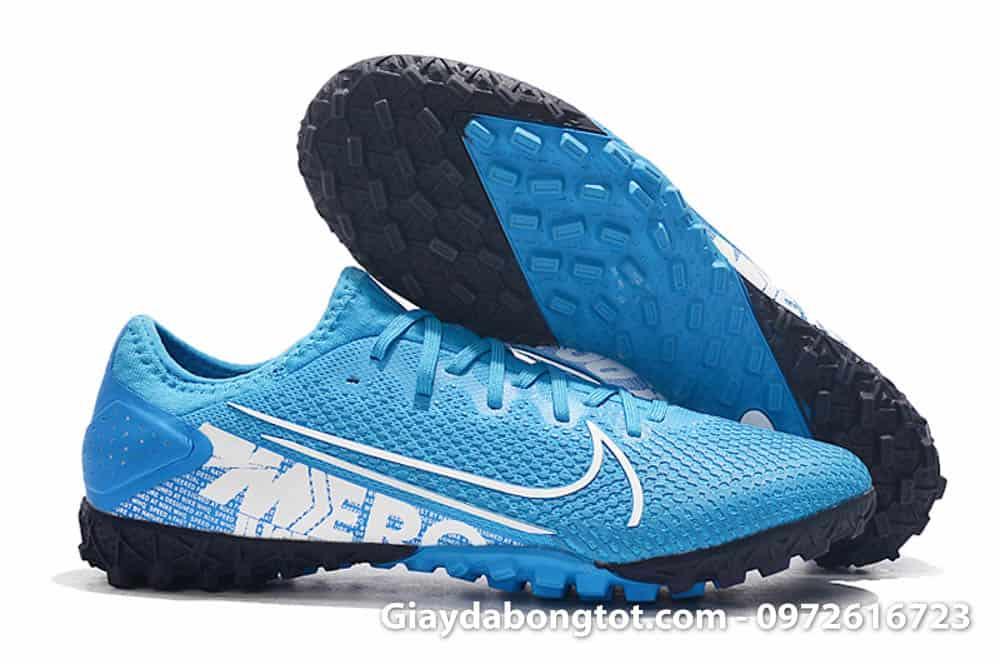 Giày đá bóng sân cỏ nhân tạo da vải mềm mỏng cực kỳ tuyệt vời