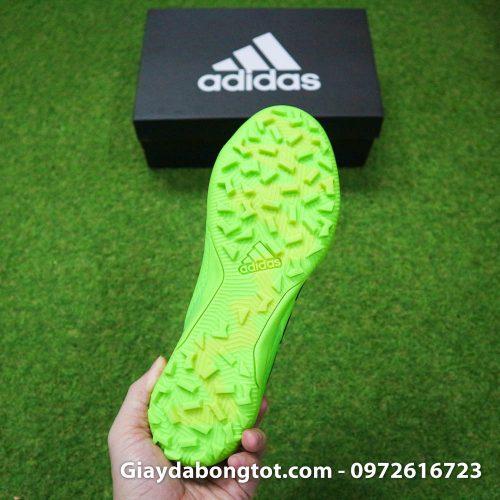Giay bong da Adidas Nemeziz 18.3 TF Messi xanh la da vai (1)