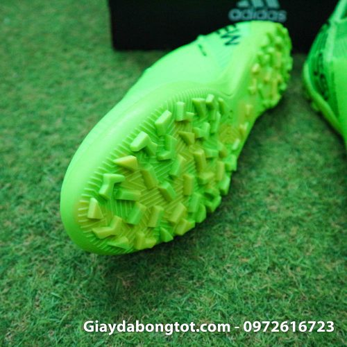 Giay bong da Adidas Nemeziz 18.3 TF Messi xanh la da vai (6)