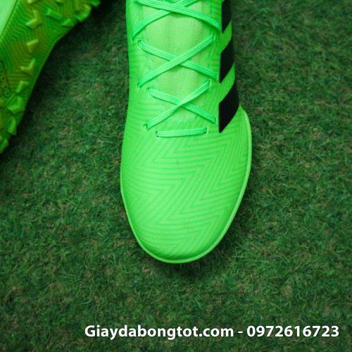 Giay bong da Adidas Nemeziz 18.3 TF Messi xanh la da vai (7)
