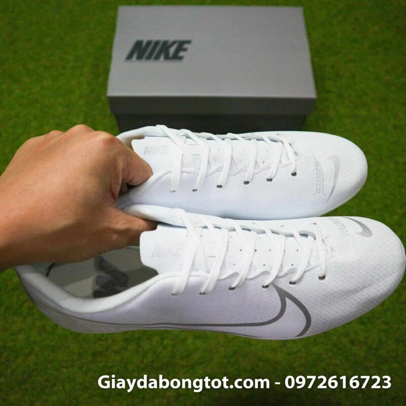 Giay bong da Nike Mercurial Vapor 13 AG trang full 2019 (7)