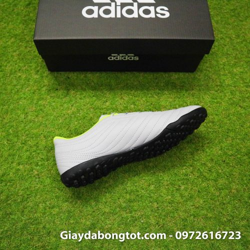 Giay da banh Adidas Copa 19.4 TF xam vach den (1)