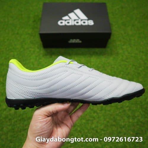 Giày đá banh sân cỏ nhân tạo Copa 19.4 có form giày thon gọn đẹp mắt hỗ trợ chơi bóng tốt