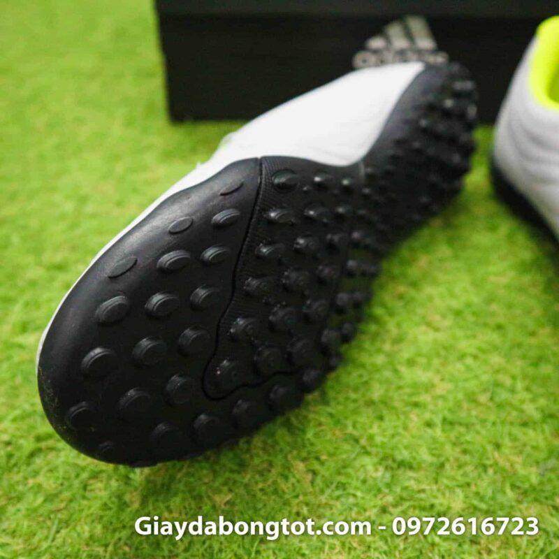 Giay da banh Adidas Copa 19.4 TF xam vach den (6)