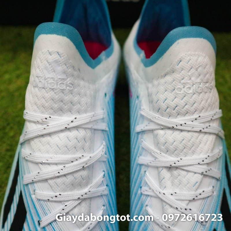 Giay da bong Adidas X19.1 AG xanh nhat trang (9)