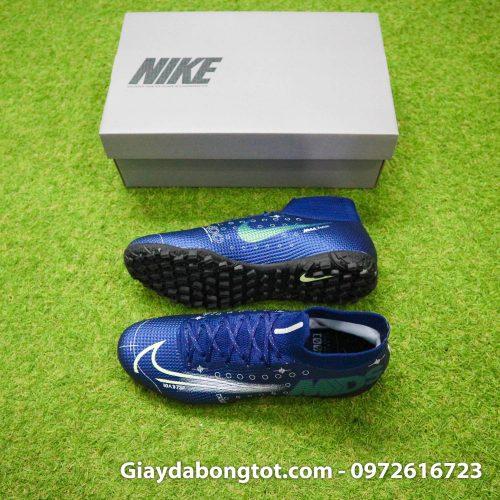 Giày đá bóng sân cỏ nhân tạo cổ cao Nike Mercurial Superfly 7 TF Dream Speed