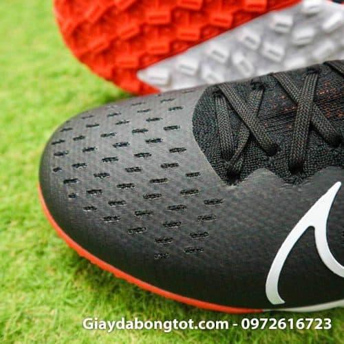 Giay da bong Nike co cao Mercurial Superfly 7 da vai den cam (4)
