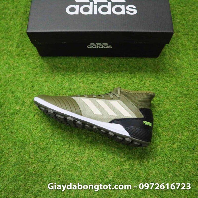 Giày đá bóng sân cỏ nhân tạo Adidas Predator với thiết kế đẹp mắt, khỏe mạnh