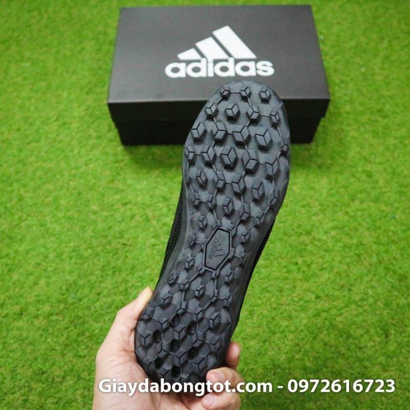 Giay da bong mau den Adidas Predator 19.3 TF em chan tre em (1)