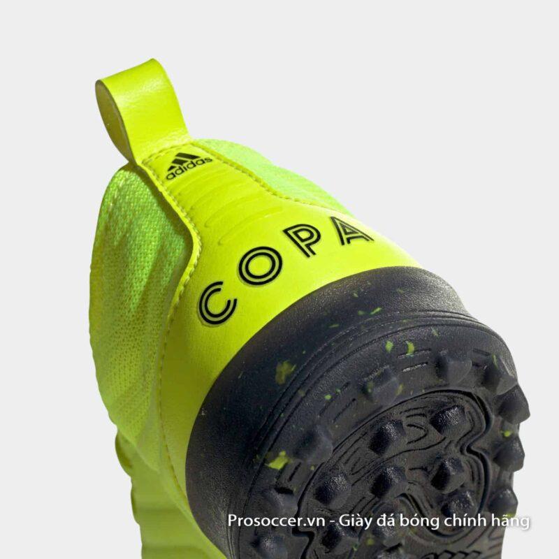 Adidas Copa 19.1 TF xanh non chuoi da that (10)
