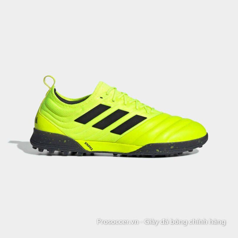 Adidas Copa 19.1 TF xanh non chuoi da that (2)