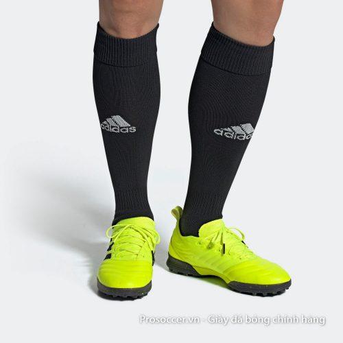 Adidas Copa 19.1 TF xanh non chuoi da that (3)