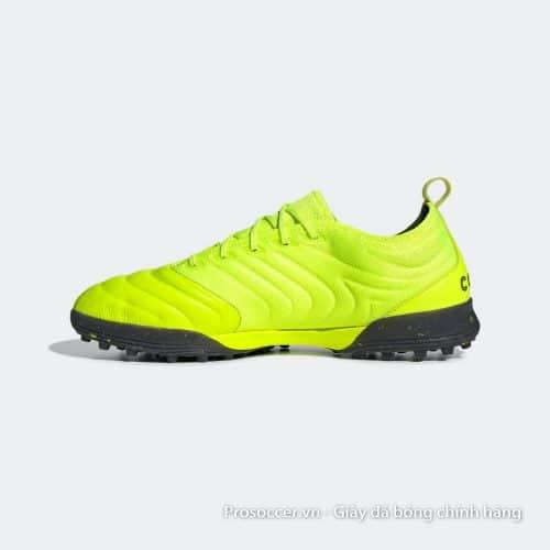 Adidas Copa 19.1 TF xanh non chuoi da that (4)
