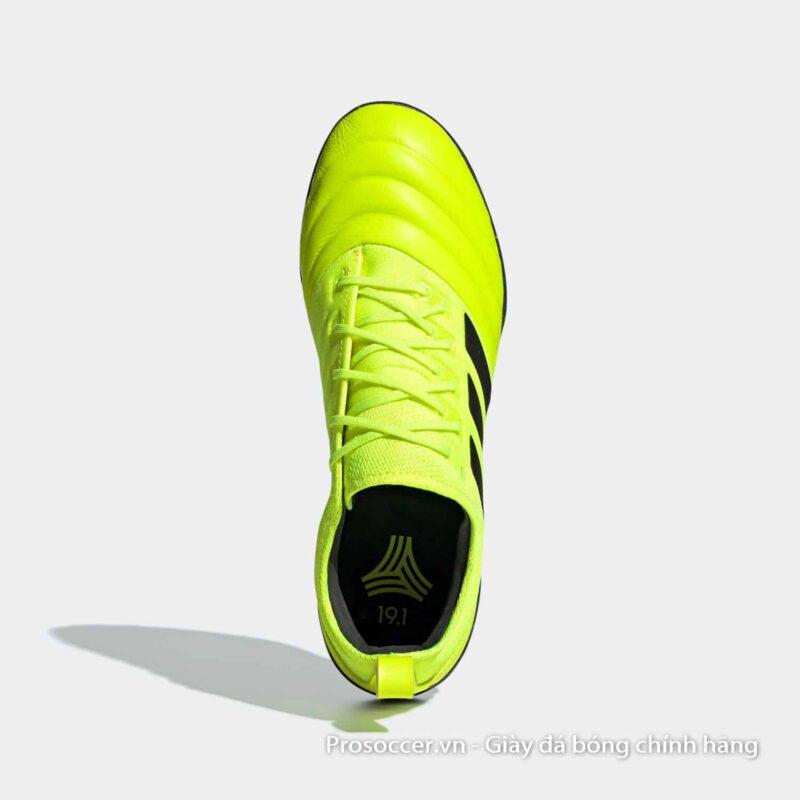 Adidas Copa 19.1 TF xanh non chuoi da that (5)