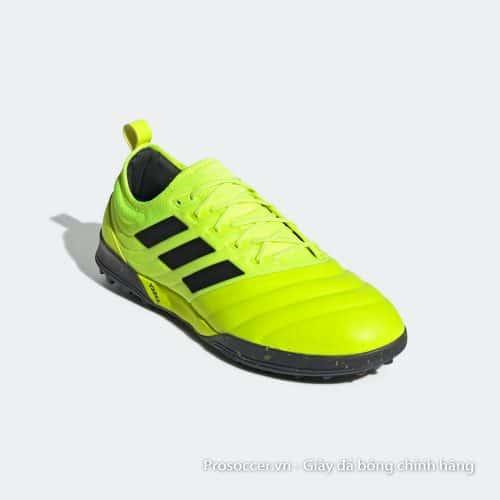 Adidas Copa 19.1 TF xanh non chuoi da that (7)