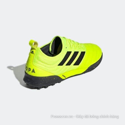 Adidas Copa 19.1 TF xanh non chuoi da that (8)