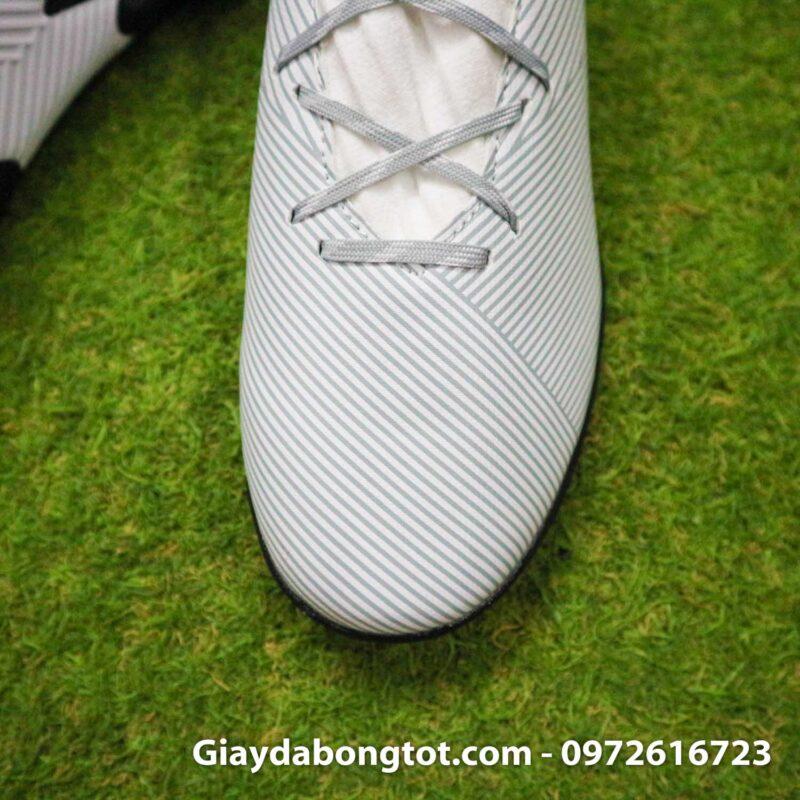 Giay Adidas Nemeziz 19.3 TF trang vach vang co cao (7)