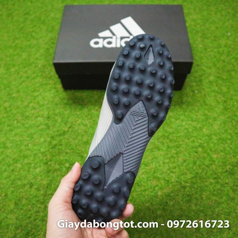 Giay Adidas Nemeziz 19.3 TF xam vach cam co cao (1)