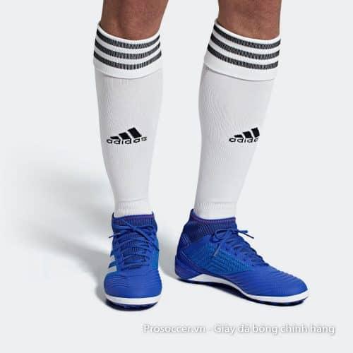 Giay Adidas Predator 19.3 TF xanh duong vach bac (3)