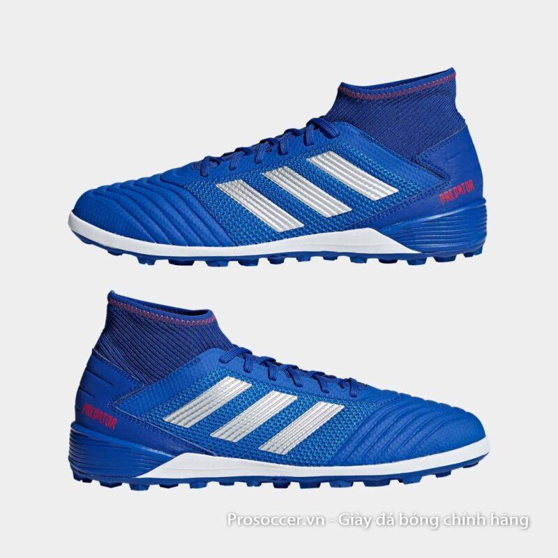 Giay Adidas Predator 19.3 TF xanh duong vach bac (9)