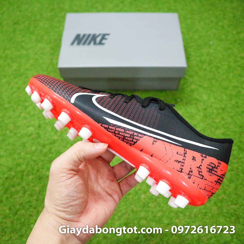 Giay Nike Mercurial Vapor 13 AG den cam (1)