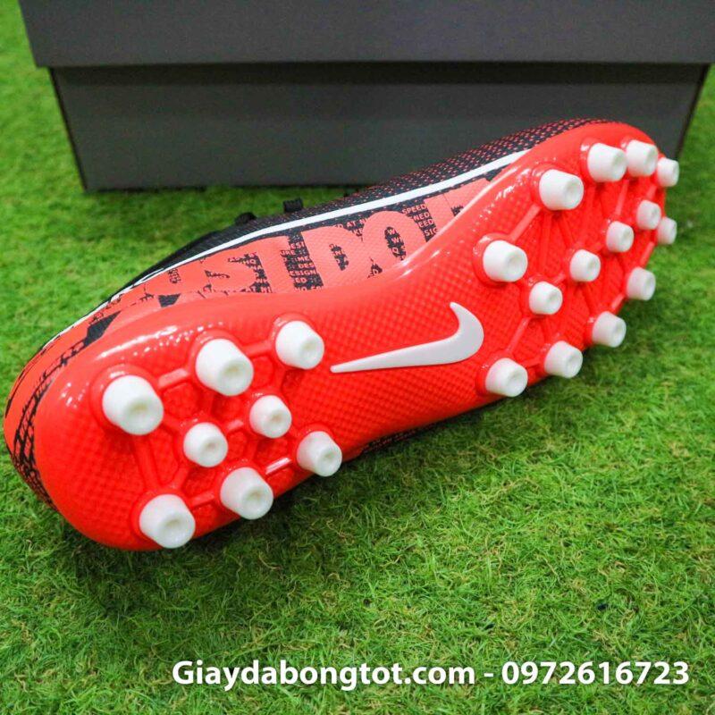 Giay Nike Mercurial Vapor 13 AG den cam (10)