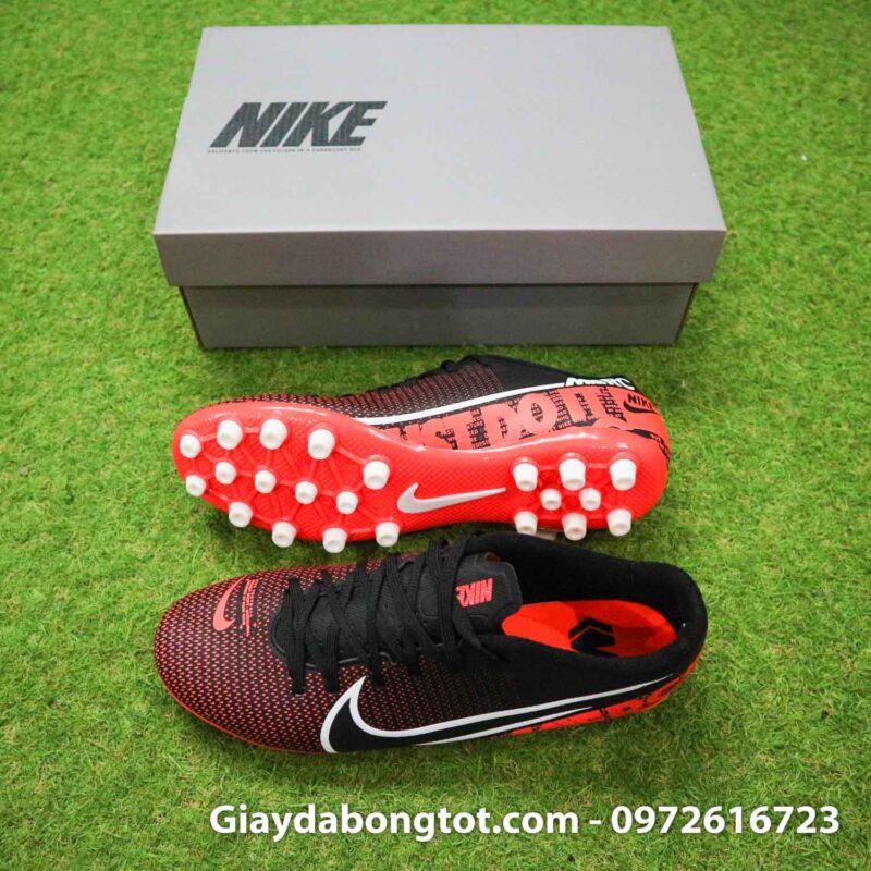 Giay Nike Mercurial Vapor 13 AG den cam (2)