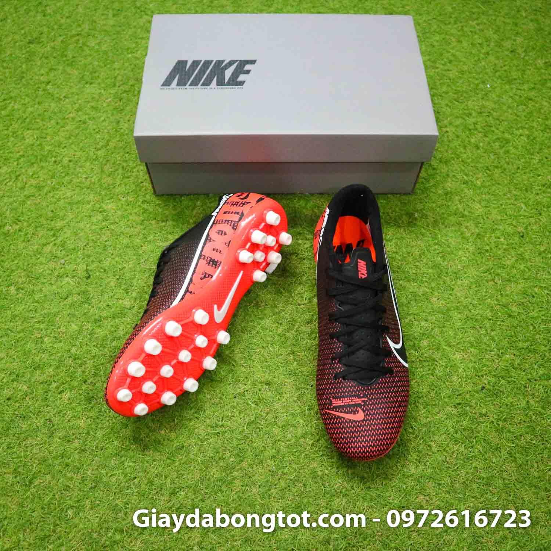 Giay Nike Mercurial Vapor 13 AG den cam (3)