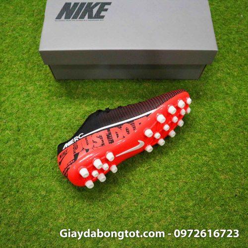 Giay Nike Mercurial Vapor 13 AG den cam (9)