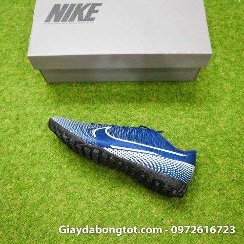 Giay Nike Mercurial Vapor 13 Academy TF xanh tim than (13)
