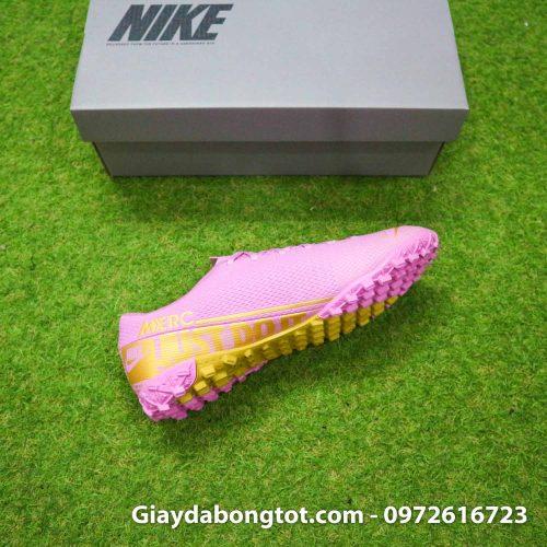 Giay Nike Mercurial vapor 13 Academy TF hong (1)