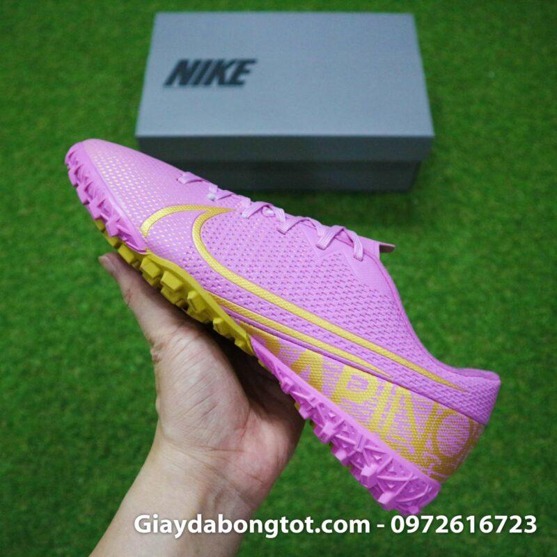 Giay Nike Mercurial vapor 13 Academy TF hong (10)