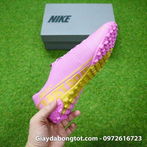 Giay Nike Mercurial vapor 13 Academy TF hong (11)
