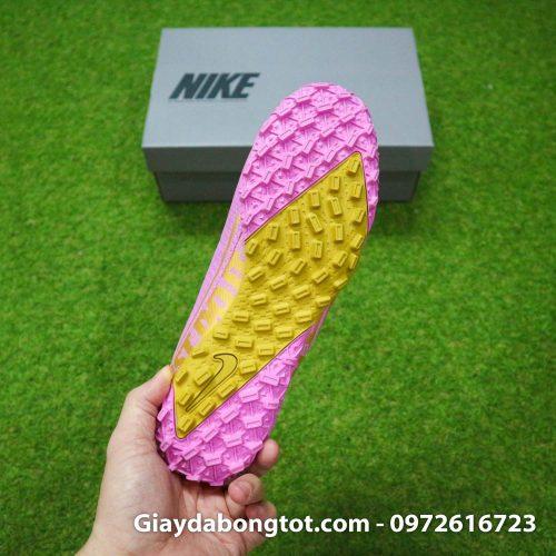 Giay Nike Mercurial vapor 13 Academy TF hong (12)