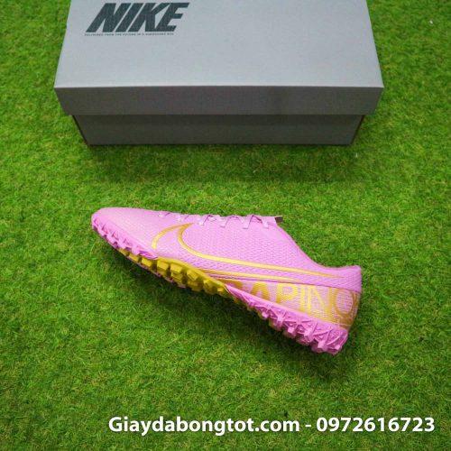Giay Nike Mercurial vapor 13 Academy TF hong (13)