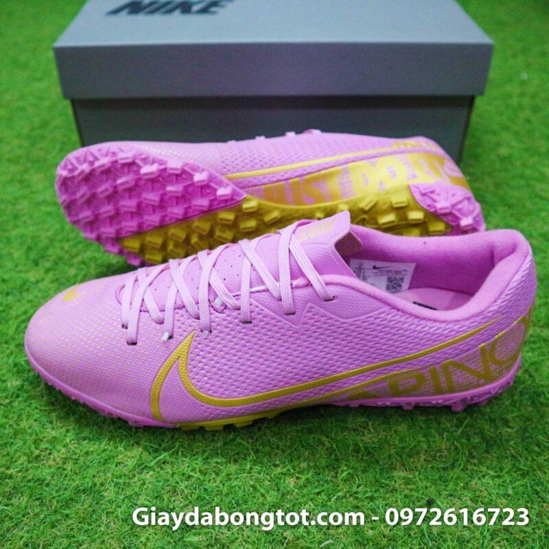 Giay Nike Mercurial vapor 13 Academy TF hong (3)
