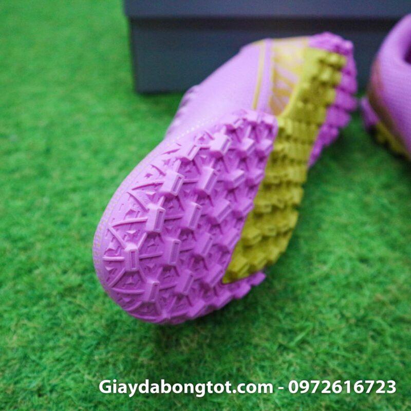 Giay Nike Mercurial vapor 13 Academy TF hong (6)