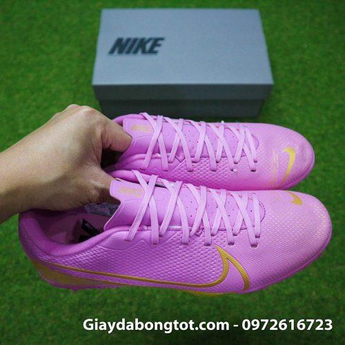 Giay Nike Mercurial vapor 13 Academy TF hong (9)