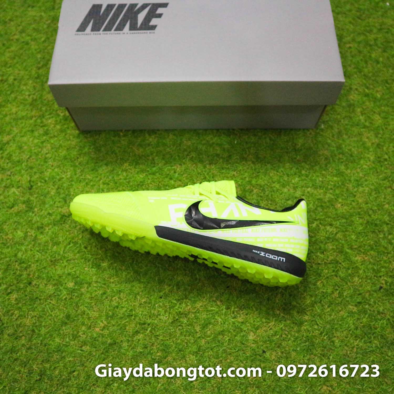 Giay da banh Nike Phantom VNM Zoom Pro TF xanh non chuoi (10)