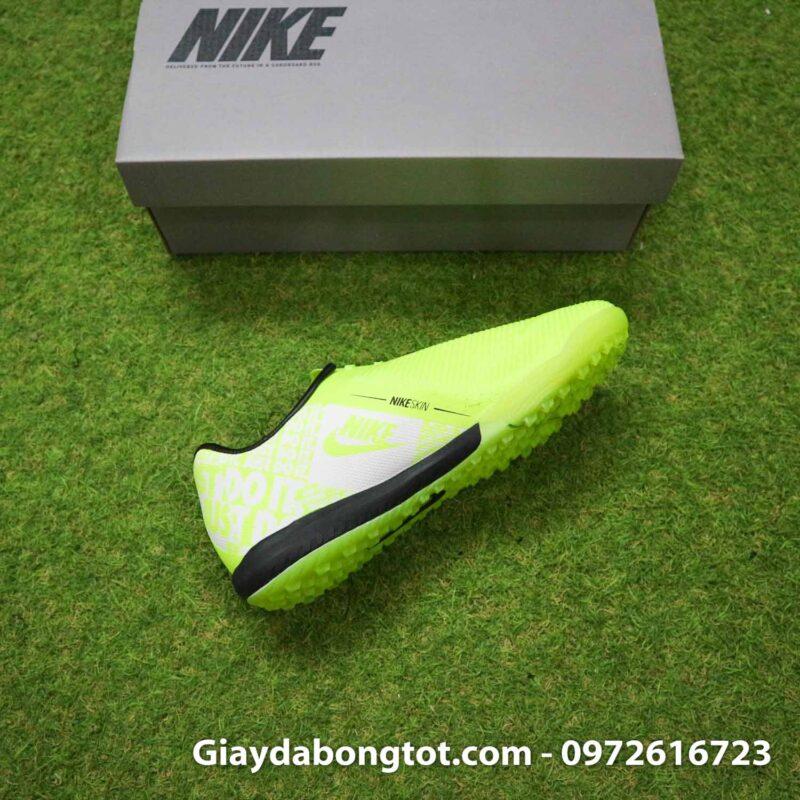 Giay da banh Nike Phantom VNM Zoom Pro TF xanh non chuoi (11)