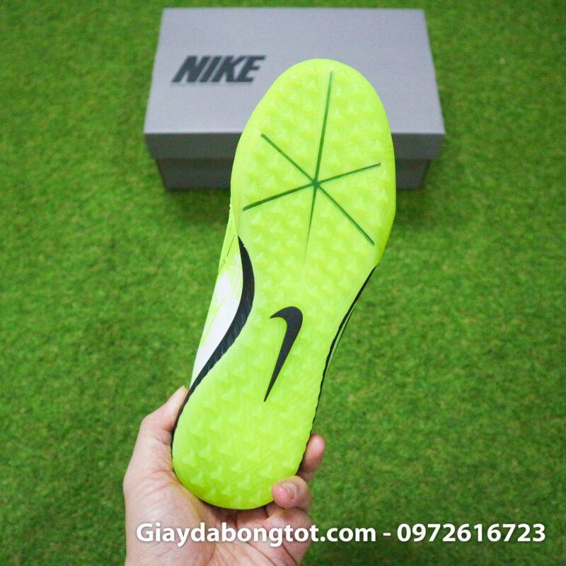 Giay da banh Nike Phantom VNM Zoom Pro TF xanh non chuoi (13)