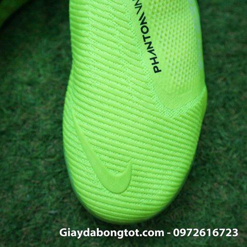 Giay da banh Nike Phantom VNM Zoom Pro TF xanh non chuoi (6)