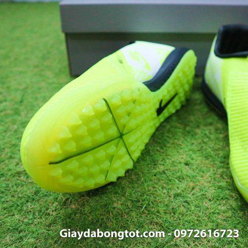 Giay da banh Nike Phantom VNM Zoom Pro TF xanh non chuoi (7)