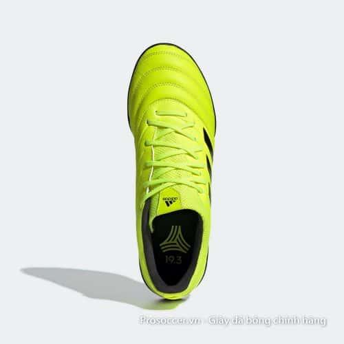 Giay da bong Adidas Copa 19.3 TF mau vang chuoi (6)