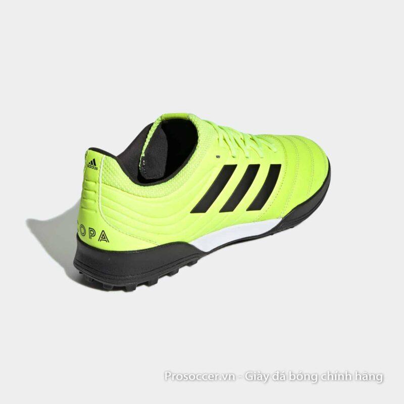 Giay da bong Adidas Copa 19.3 TF mau vang chuoi (9)