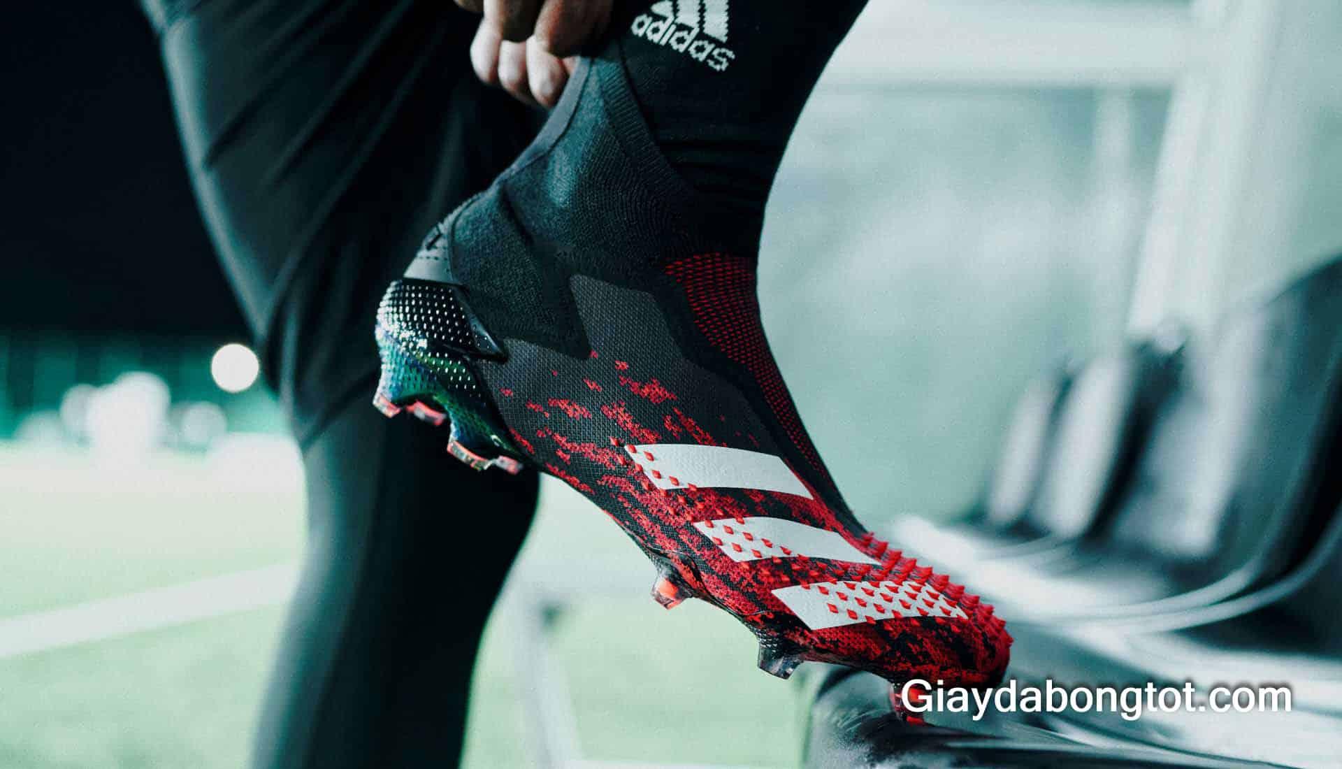 Adidas Predator là dòng giày đá banh kiểm soát bóng có lịch sử lâu đời và cực kỳ nổi tiếng của Adidas
