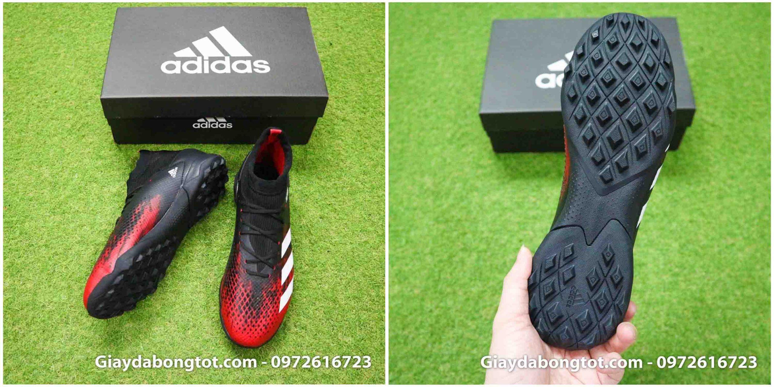Giày đá bóng sân cỏ nhân tạo Predator 20.3 TF với thiết kế cực kỳ đẹp mắt