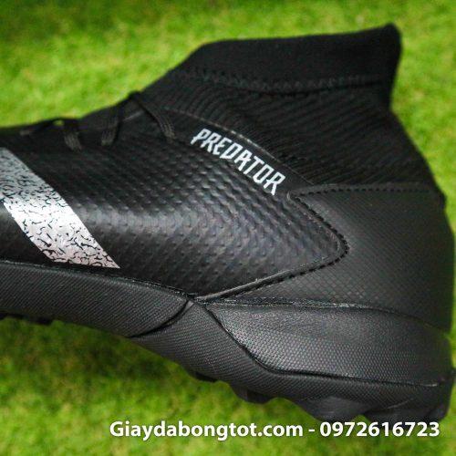 Giay Adidas Predator 20.3 TF den vach bac (11)
