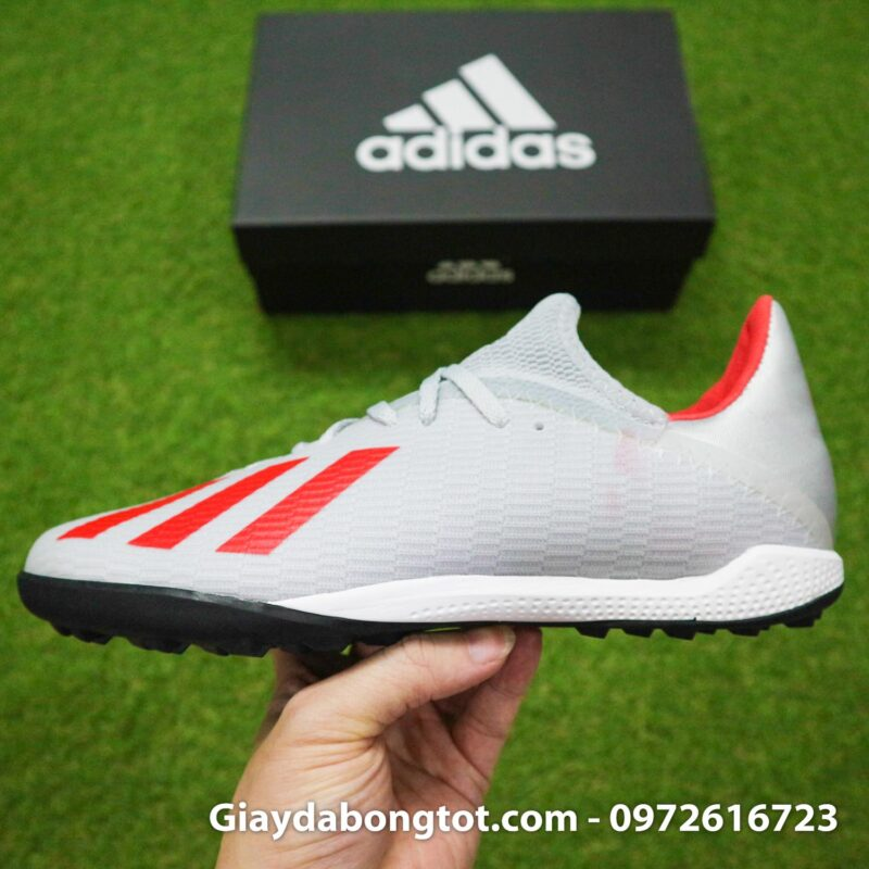 Giay Adidas X19.3 TF xam vach do SF (10)